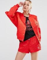 adidas Bonded Lace Oversized Bomber Jacket