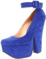 Luichiny Women's E Stella Ankle-Strap Sandal