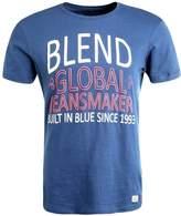 Blend of America SLIM FIT Print Tshirt ensign blue