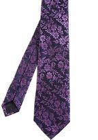 Duchamp Duplic Floral Tie