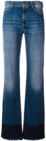RED Valentino straight leg jeans - women - Cotton/Polyester - 28