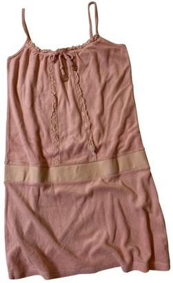 Juicy Couture Pink Cotton Dress for Women