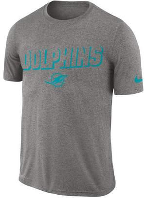 Nike Men Miami Dolphins Legend Lift Reveal T-Shirt