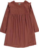 Bonton Maman Embroidered Dress