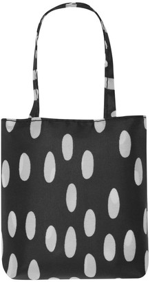 M&Co Totes spot print folding shopping bag