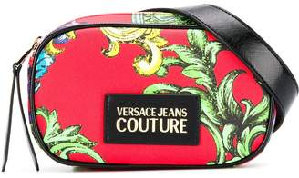Versace brocade print belt bag