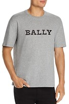 Bally Drop-Shadow Logo Graphic Tee