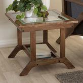 Baxton Studio Cayla Mid-Century Modern End Table