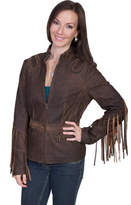 Scully Fringe Leather Jacket L178 (Women's)
