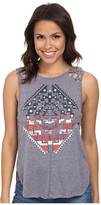 Rock and Roll Cowgirl Knit Tank Top 49-3367