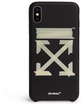 Off-White Tape Arrows Iphone Xs Max Case