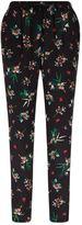 RED Valentino Floral Print Pyjama Trousers
