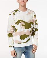 G Star Men's Camouflage-Print Sweatshirt