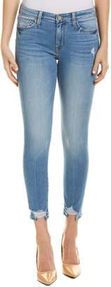 Flying Monkey Blue Cropped Skinny Leg