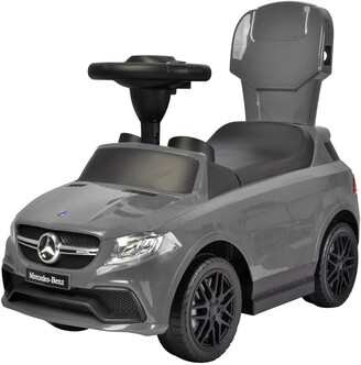 Best Ride on Cars Mercedes 3-In-1