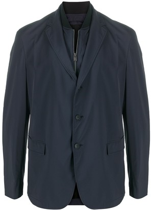 HUGO BOSS Shell Relaxed-Fit Jacket