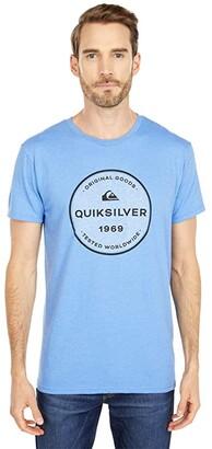 Quiksilver Go Around (Blue Yonder Heather) Men's Clothing