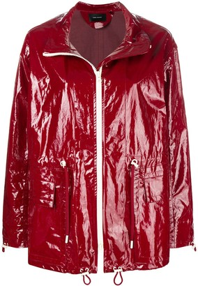 Isabel Marant Enzo waterproof jacket