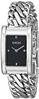 Versus By Versace Women's 3C65500000 Runaway Stainless Steel Watch