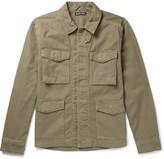 Alex Mill Herringbone Cotton Field Jacket