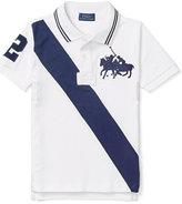 Ralph Lauren Dual Match Cotton Polo Shirt