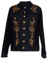 Alberta Ferretti Denim outerwear