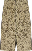 By Malene Birger Corded lace midi skirt