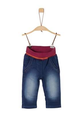 S'Oliver Baby Girls' 65.909.71.3476 Trouser