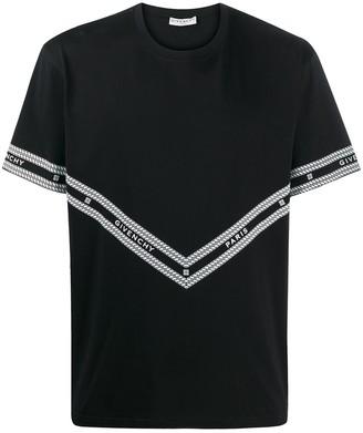 Givenchy chain logo-print T-shirt