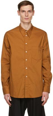 BED J.W. FORD Tan Standard Shirt