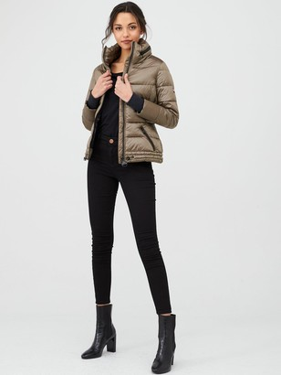 Barbour International Internation Premium Axel Quilted Jacket