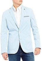 Daniel Cremieux Henry Sateen Garment-Dyed Washed Blazer