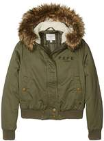 Pepe Jeans Girl's Jaylene Teen Jacket