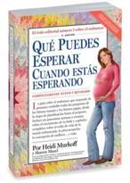 Bed Bath & Beyond What To Expect When You're Expecting 4th Edition in Spanish