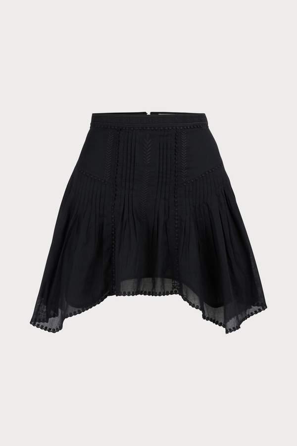 Akala cotton skirt