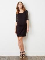 Vertbaudet Adaptable Maternity & Nursing Knit Dress