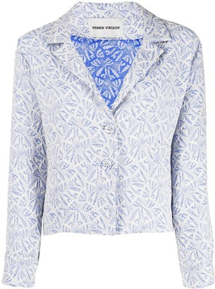Henrik Vibskov Lobster Claw blazer jacket