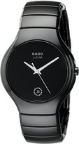 Rado Men's R27653722 True Jubile Analog Display Swiss Quartz Watch