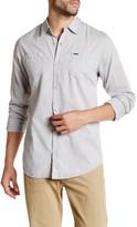 Burnside Jonny Long Sleeve Regular Fit Shirt