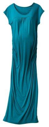 Liz Lange for Target® Maternity Short-Sleeve Maxi Tank Dress - Assorted Colors