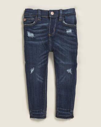 DL1961 Infant Girls) Distressed Sophie Slim Jeans