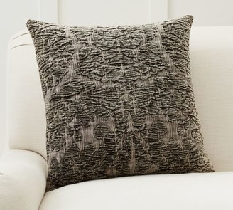 Pottery Barn Isabella Chenille Jacquard Pillow Cover