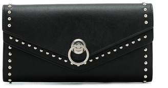 Mulberry Harlow Studded Long Wallet