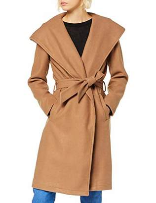 Only Women's Onlriley Wool Coat Cc OTW Black