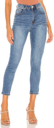 superdown Delanie Skinny Jean. - size 23 (also