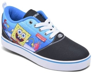 Heelys Heely's Big Boy's Pro 20 Prints SpongeBob Squarepants Wheeled Skate Casual Sneakers from Finish Line