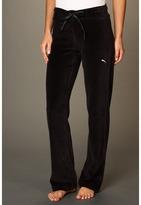 Puma Velour Pant (USA Black) - Apparel