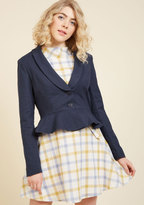 Collectif Vocation Qualification Blazer in S