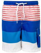 Snapper Rock Sail Stripe Board Shorts