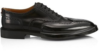 Burberry Lennard TB Leather Oxford Brogues